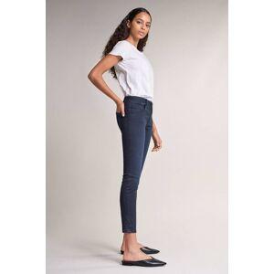 Jeans Push Up Wonder capri soft touch com brilho
