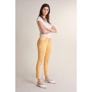 Jeans Push Up Wonder cropped Jacquard