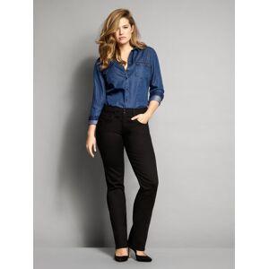 Jeans secret plus push in skinny pretas