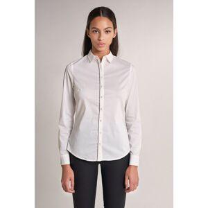 Camisa fit slim com linha de detalhe