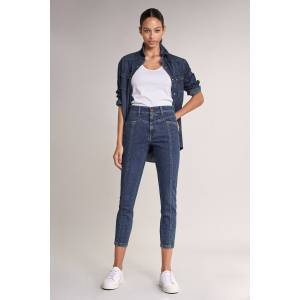Jeans Push In Secret Glamour capri com costura