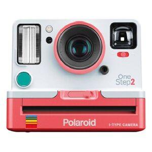 Polaroid Máquina Fotográfica Instantânea OneStep 2 (Rosa - Li-Ion 1100 mAh - 89x108 mm)