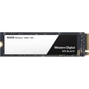 Digital Disco Interno SSD WESTERN DIGITAL Black (500 GB - M.2 2280 - NVMe PCIe)