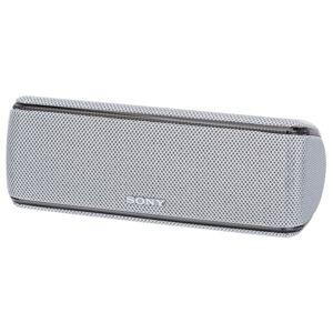 Coluna Bluetooth SONY SRS-XB31 (Branco - Autonomia: Até 24 horas - Alcance: 30 metros)