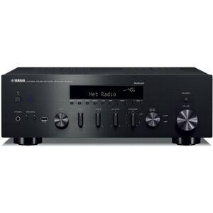 Amplificador Stereo YAMAHA A-S201 Preto