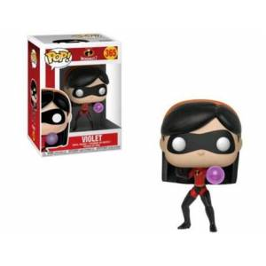 Figura Vinil FUNKO POP! Incredibles 2: Violet