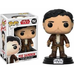 Figura Vinil FUNKO POP! Star Wars Episode 8: Poe Dameron