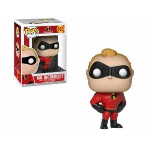 Figura Vinil FUNKO POP! Incredibles 2: Mr. Incredible