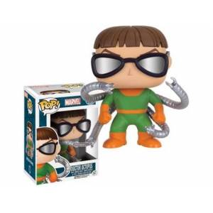 Figura Vinil FUNKO POP! Marvel Spider-Man: Doctor Octopus