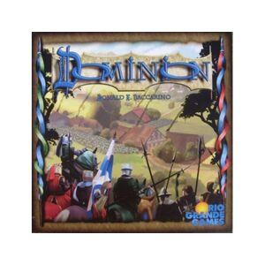 Jogo de Tabuleiro Dominion (Idade Mínima: 12 - Nível Dificuldade: Intermédio)