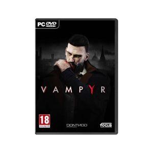 Focus-Home Jogo PC Vampyr (Ação/Aventura - M18)