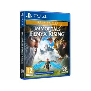 Ubisoft Jogo PS4 Immortals Fenyx Rising (Gold Edition)