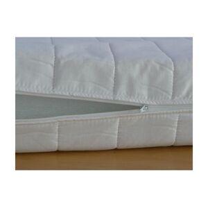 Colchão para bebé FIBRE CLEAN de DREAMEA - 100% fibras ocas - 60 x 120 cm