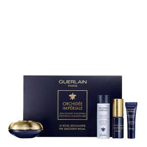 Guerlain Orchidee Imperiale Eyes And Lips Set 1 und.