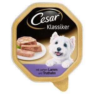 Cesar Megapack Cesar Terrinas 56 x 150 g - Cozinha campestre: peru e vaca em molho