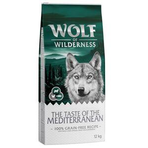 Wolf of Wilderness 12kg Wolf of Wilderness The Taste Of The Mediterranean ração