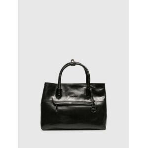 MARTA PONTI Bolso de Hombro en color Negro - Overcube