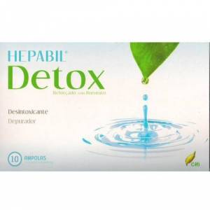 CHI Hepabil Detox 30 ampolas