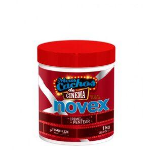 Novex Meus Cachos de Cinema Creme de Pentear 1kg