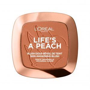 L'Oréal Paris L'Oréal Accord Parfait Blush Em Pó Wult Life's a Peach
