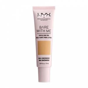 NYX Professional Makeup NYX Bare With Me Base Leve - Beige Camel 27ml