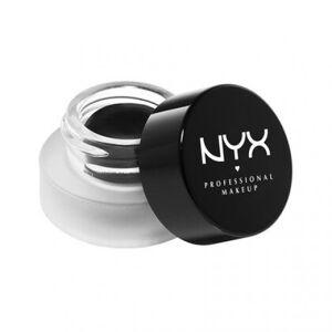 NYX Professional Makeup NYX Epic Black Mousse Liner Eyeliner Em Mousse 2.65g