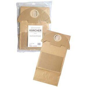 Kärcher 2501 sacos para aspirador (5 sacos)