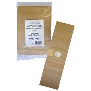Tennant V5 sacos para aspirador (10 sacos)