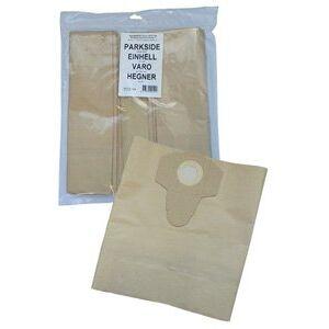 Parkside PNTS 1300 sacos para aspirador (5 sacos)
