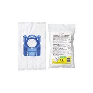 Philips Performer Silent FC8780/09 sacos para aspirador Microfibra (10 sacos, 1 filtro)