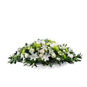 Interflora Almofada em Tons de Branco   Interflora