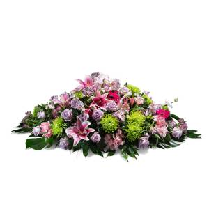 Interflora Almofada Flores Mista   Interflora