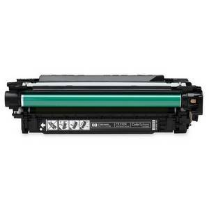 """""""Toner HP 504X Compatível CE250X Preto"""""""