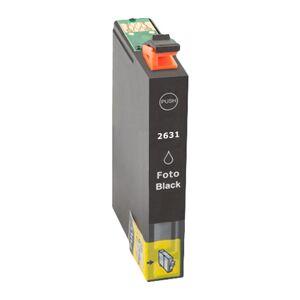 """""""Tinteiro Epson Compatível 26 XL, T2631 preto"""""""