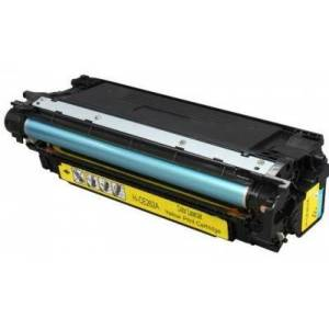 """""""Toner HP 648A Compatível Amarelo CE262A"""""""
