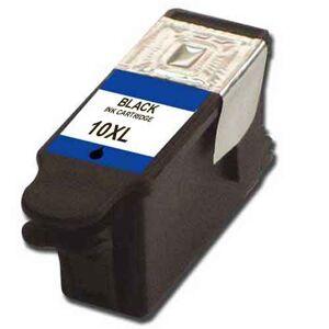 """Tinteiro Kodak Compatível 10 XL Preto"""