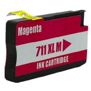 """""""Tinteiro HP Compatível 711 Magenta (CZ131A)"""""""
