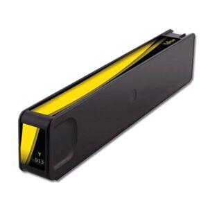 """""""Tinteiro HP Compatível 913A / 973X Amarelo (F6T79AE)"""""""