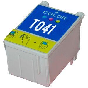 """Tinteiro Epson Compatível T041 - Cor"""