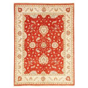 Nain Trading Tapete Oriental Ziegler Farahan Arijana 199x149 Orange/Red (Lã, Paquistão, Mão-atada)