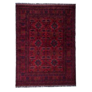 Nain Trading Tapete Atado à Mão Khal Mohammadi 231x169 Dark Brown/Dark Red (Lã, Afeganistão)