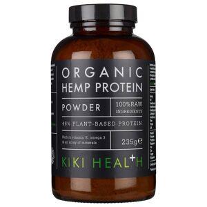 Kiki Health Proteína de Cânhamo em Pó Biológica da  235 g
