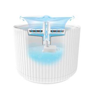 5 Pcs Elemento Filtro Para Xiaomi Mijia Gato Dispensador de Água para Animais de Estimação Beber Água Purificador de Água Inteligente 5 Camadas filtro