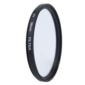 Câmera profissional Kit de Filtros de Lente UV CPL FLD e Close-Up Macro Acessório Conjunto Fotografia Acessórios 52mm