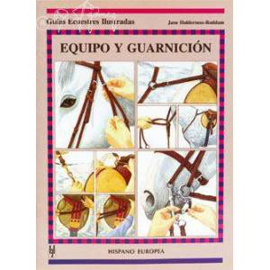 Hispano Europea Equipment Guide Book And Fittings (Jane Hold)