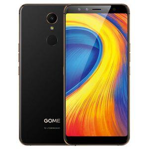 GOMEU75,99polegadasreconhecimentode íris NFC 3050mAh 4 GB RAM 64GB ROM HelioP25 Octa núcleo 4G Smartphone