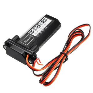 Enusic ™ Micro Rastreador GPS Localizador impermeável Alarme de assaltante de carro de motocicleta elétrica para GT09