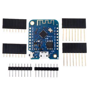 Geekcreit? D1 Mini V3.0.0 Internet das coisas, placa de desenvolvimento com base em ESP8266 Compatível com Nodemcu de 4MB MicroPython