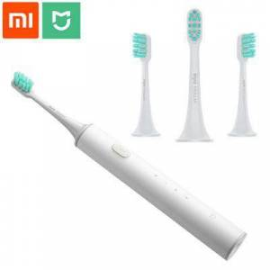 Xiaomi Mijia Sonic Electric Toothbrush T500 Mi Home APP Smart Control and Original Toothbrush Head