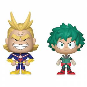 funko-inc Funko Vynl My Hero Academia Pack 2 All Might e Deku